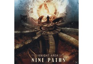 Knight Area - Nine Paths [CD]
