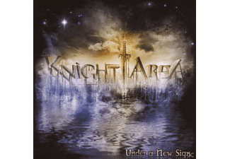 Knight Area - UNDER A NEW SIGN - (CD)