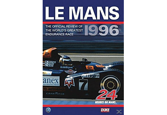 24 Hours of Le Mans 1996 - (DVD)