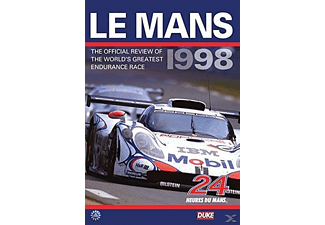 24 Hours of Le Mans 1998 - (DVD)