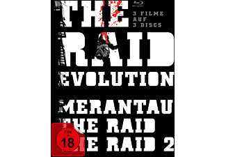 The Raid - Evolution - (Blu-ray)