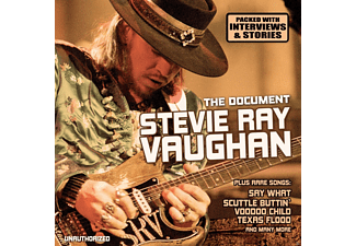 Stevie Ray Vaughan - The Document / Radio Broadcast - (CD)