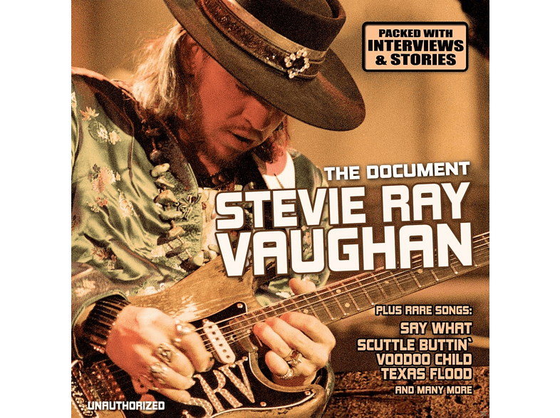 Stevie Ray Vaughan - The Document / Radio Broadcast [CD]