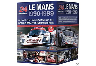 24 Hours of Le Mans 1990-1999 - (DVD)