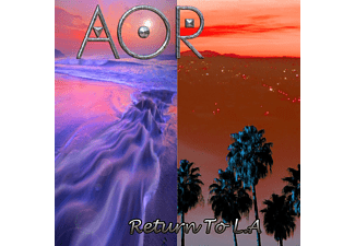 Aor - Return To La - (CD)