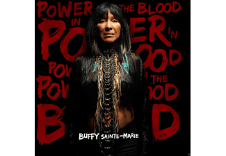 Buffy Sainte-marie - Power In The Blood [CD]