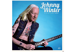 Johnny Winter - It's My Life, Baby - (Vinyl)