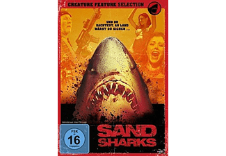 Sand Sharks - Creature Feature Selection - (DVD)
