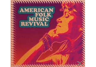 Various - American Folk Music Revival - (CD)