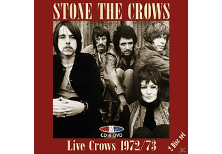 Stone The Crows - Live Crows 1972-73 - (DVD)