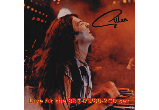 Gillan - Live At The BBC 79/80 - (CD)