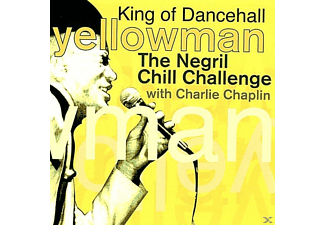 Charlie Chaplin - THE NEGRIL CHILL CHALLANGE - (CD)