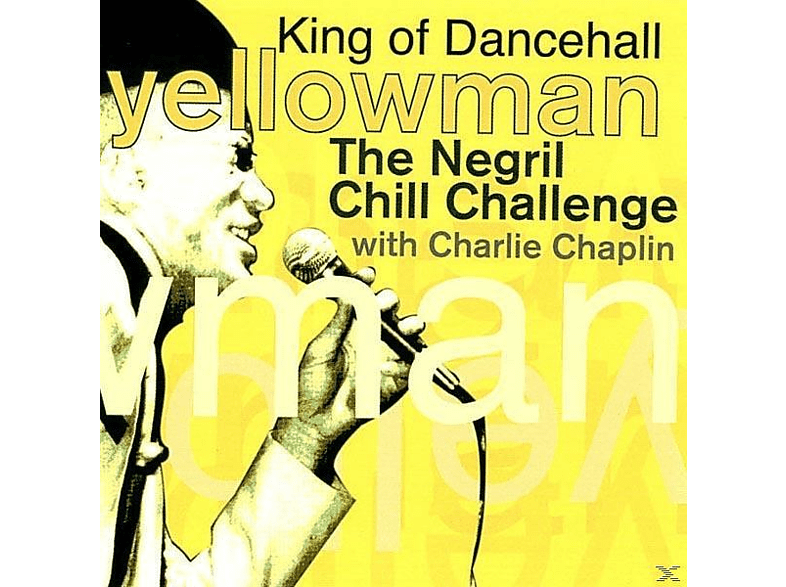 Charlie Chaplin - THE NEGRIL CHILL CHALLANGE [CD]
