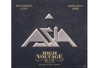 Asia - At High Voltage 2010 - (CD)