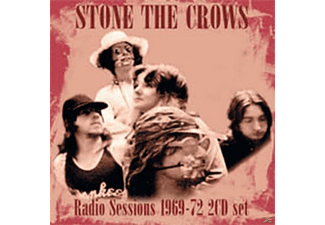 Stone The Crows - RADIO SESSIONS 1969-1972 - (CD)