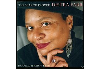 Deitra Farr - The Search Is Over - (CD)