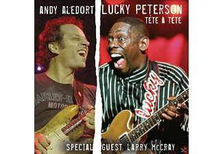 Lucky Peterson, Lucky & Andy Aledort Peterson - Tete A Tete - (CD)
