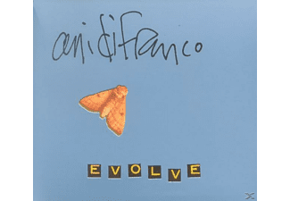 Ani Difranco - Evolve - (CD)