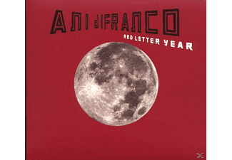 Ani DiFranco - Red Letter Year [CD]