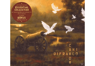 Ani DiFranco - Canon (A Coll.) 're-Recordings' - (CD)