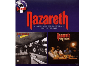Nazareth - Close Enough For Rock'n'roll/Play 'n' The Game - (CD)