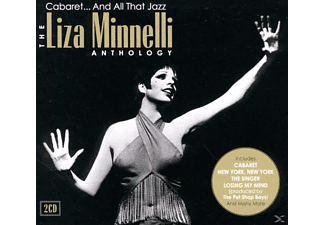 Liza Minnelli - Anthology-Cabaret...And All That Jazz - (CD)