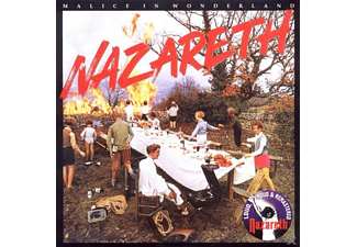 Nazareth - Malice In Wonderland (Rem. & Bonustracks) - (CD)