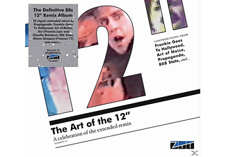 "VARIOUS - The Art Of The 12"" - (CD)"