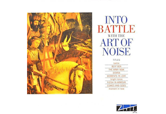 The Art of Noise - Into Battle With The Art Of Noise [Original Recording Remast - (CD)