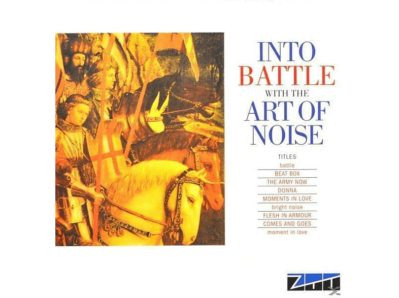 The Art of Noise - Into Battle With The Art Of Noise [Original Recording Remast [CD]