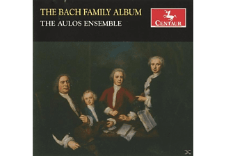 The Aulos Ensemble - Das Bach-Familienalbum - (CD)