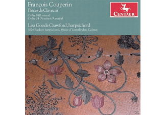 Lisa Goode Crawford - Pieces De Clavecin - (CD)
