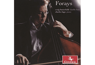 Craig Butterfield, Charles Fugo - Forays - (CD)