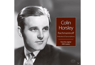 Colin Horsley (pno), Colin Horsley - Rachmaninoff Preludes & Transcriptions - (CD)