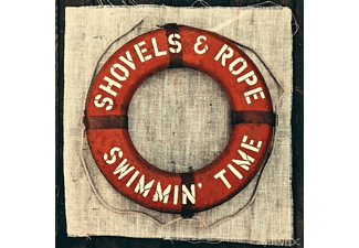 Shovels & Rope - Swimmin' Time (2lp+Cd/180g/Clear Vinyl/Gatefold) - (LP + Bonus-CD)