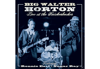 Ronnie Earl, Sugar Ray, Big Walter Horton - A Great Night Out - (CD)