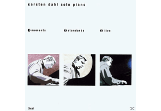 Carsten Dahl - Solo Piano - (CD)