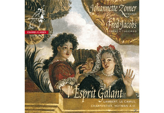 Zomer, Zomer,Johanette/Jacobs,Fred - L'Esprit Galant - (SACD Hybrid)