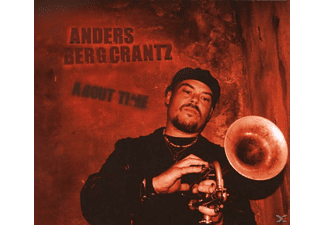 Ers Bergcrantz, Anders Bergcrantz - About Time - (CD)