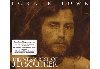 J.D. Souther - Best Of-Border Town,Very - (CD)