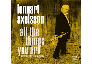 Lennart Axelsson - All The Things You Are - (CD)
