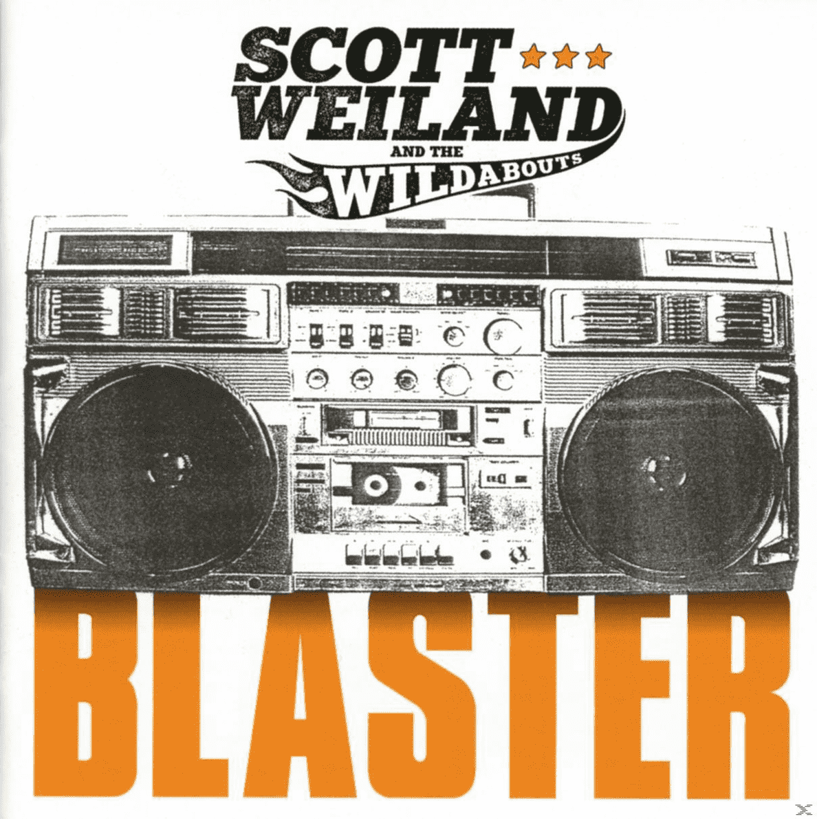 Blaster Scott Weiland And The Wildabouts auf CD