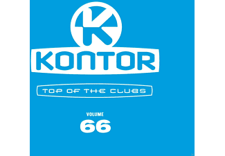 VARIOUS - Kontor Top Of The Clubs Vol.66 - (CD)