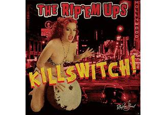 The Rip 'em Ups - Killswitch! - (CD)