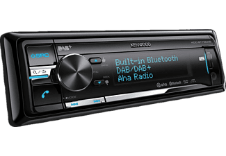 KENWOOD Autoradio (KDC-BT73DAB)