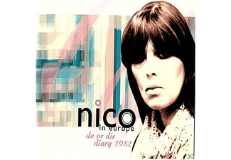 Nico And The Blue Orchids - Do Or Die [CD]