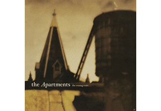 The Apartments - The Evening Visits...And Stays For - (CD)