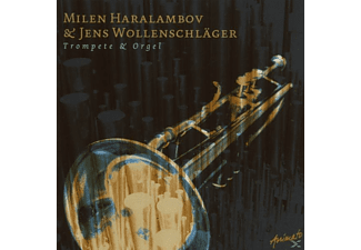 Jens Wollenschlaeger Milen Haralambov (trompete), Milen/jens Wollenschlaeger Haralambov - Trompete & Orgel - (CD)