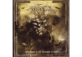 Minsk - With Echoes In The Movement - (CD)