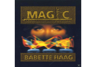 Babette Haag - Magic - (CD)
